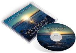 Heal & Empower Guided Meditation CD